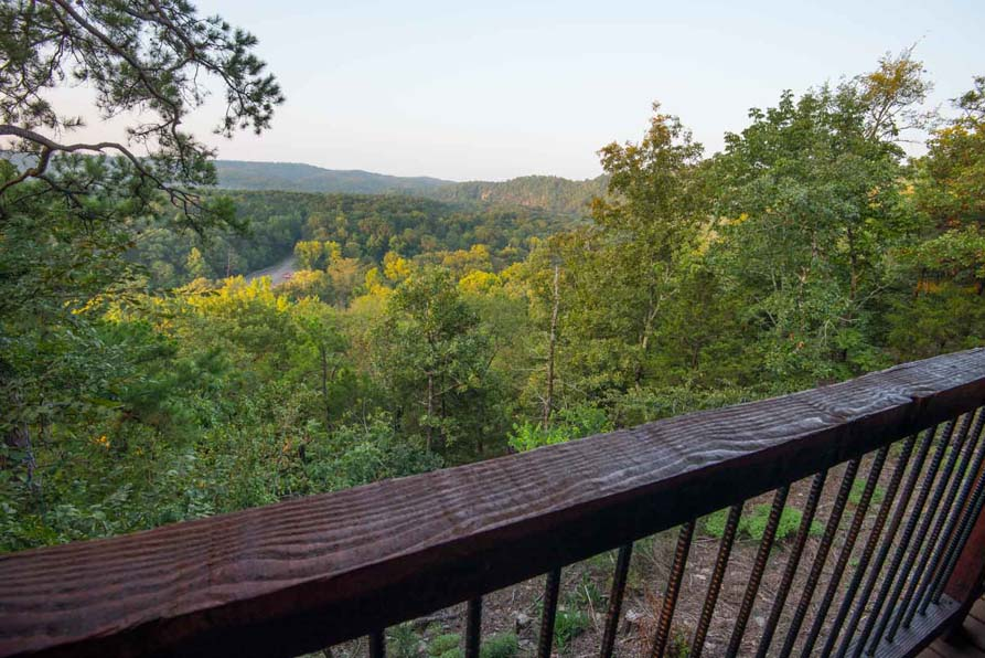 Whitetail Ridge Beavers Bend Experience