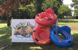 Lucky Dog River Floats