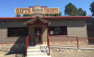 Mountain Fork Brewery Gift Shop