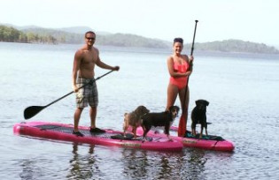 Paddle Sup (paddle board rental)