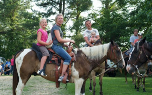 River Man Trail Rides and Stables