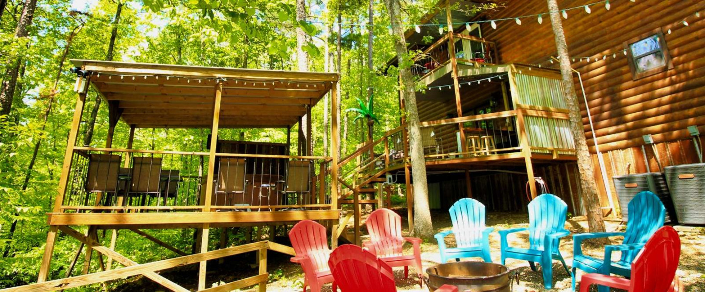 20% OFF ON ALL CABINS!Looking for the Best Cabin Rentals in Broken Bow? Beavers Bend Experience Has Everything You Need!