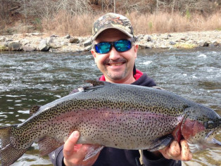 Broken Bow Trout Guide Service